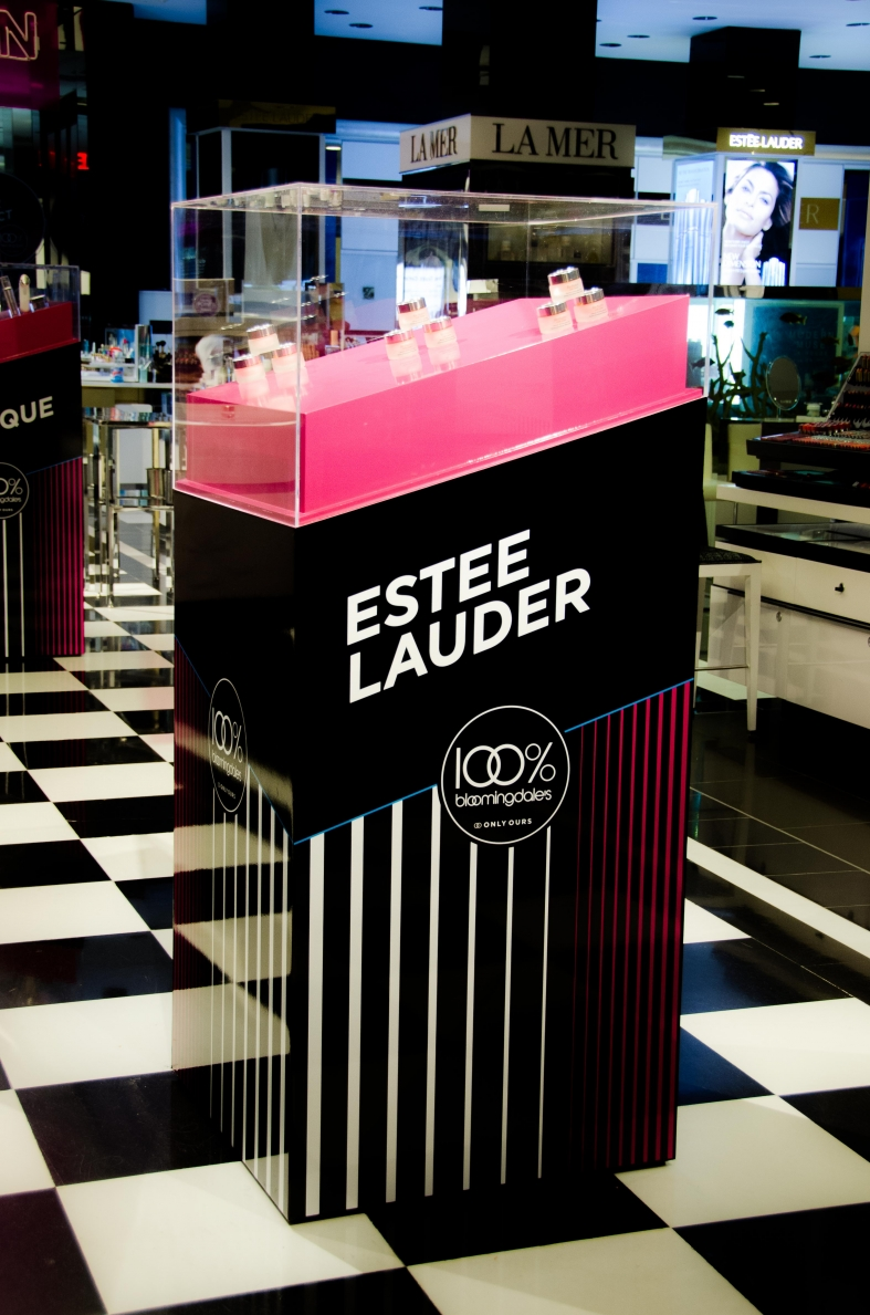 EL Fragrance Kiosk